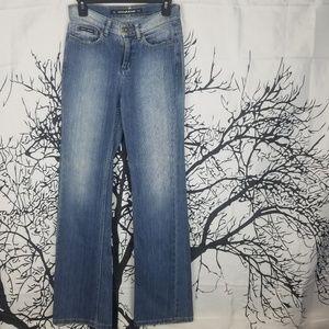 DKNY Jeans | Boot Cut Blue Denim Jeans size 2